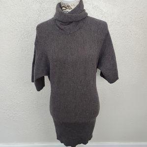 100% Merino Wool Cynthia Rowley Sweater Dress